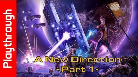 A New Direction - Part 1