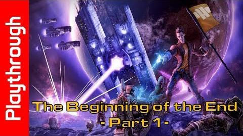 The Beginning of the End - Part 1