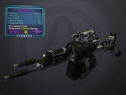 LV62 Rock Rifle