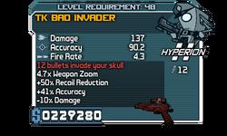 TK Bad Invader