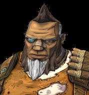 Голова - Терминатор