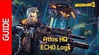 Atlas HQ ECHO Recordings
