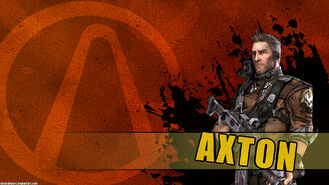 Axton | Borderlands Wiki | FANDOM powered by Wikia