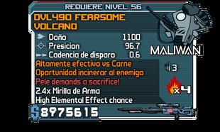 DVL450 Fearsome Volcano