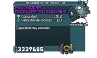 PNG-350FRR Accelerated Enduring Shield