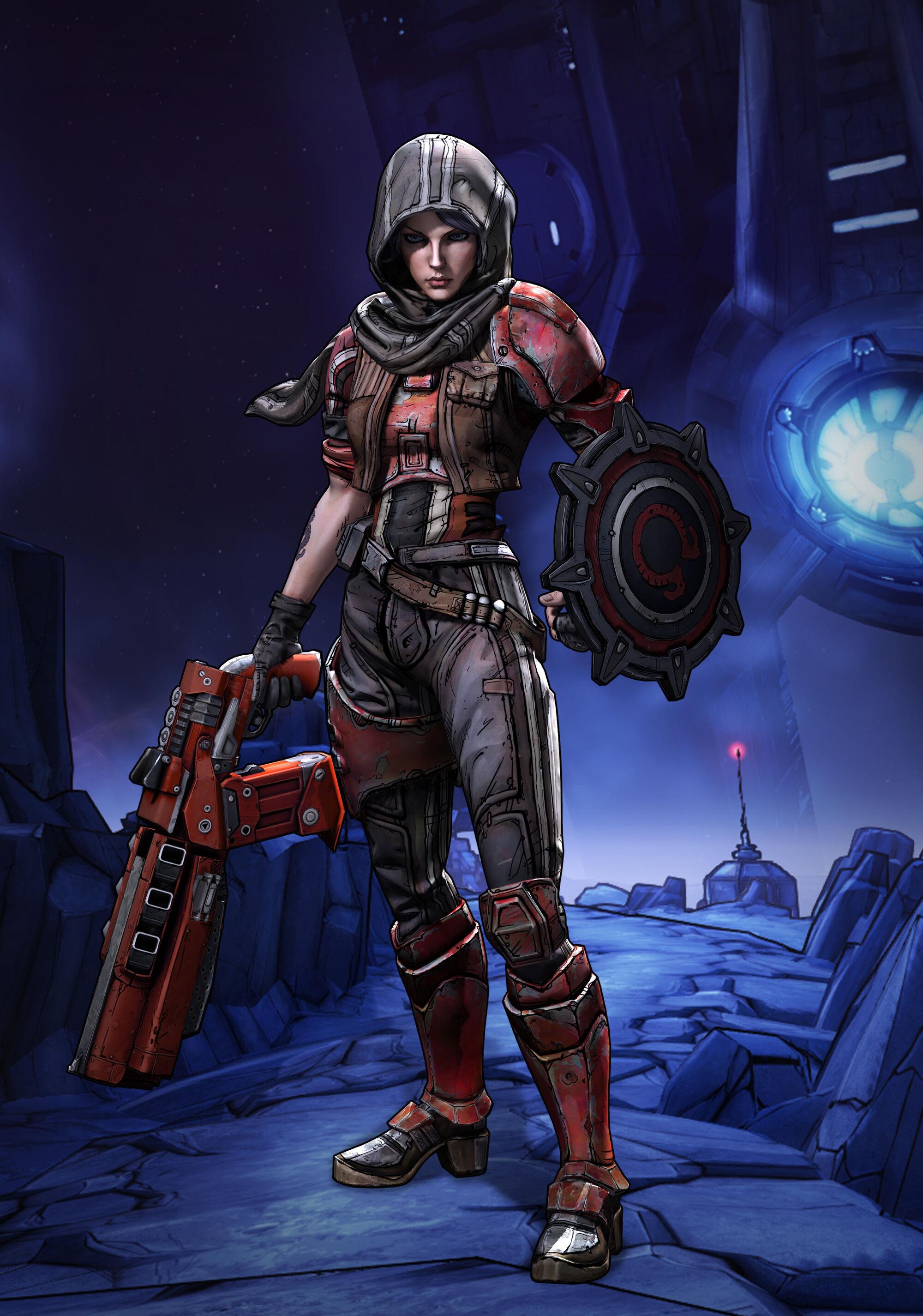 Athena | Borderlands Wiki | FANDOM powered by Wikia