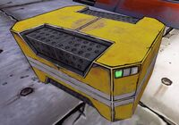 Fry hyp lockbox