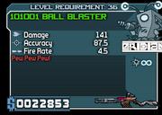 36 101001 ball blaster*