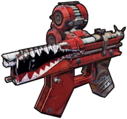 Bandit pistol