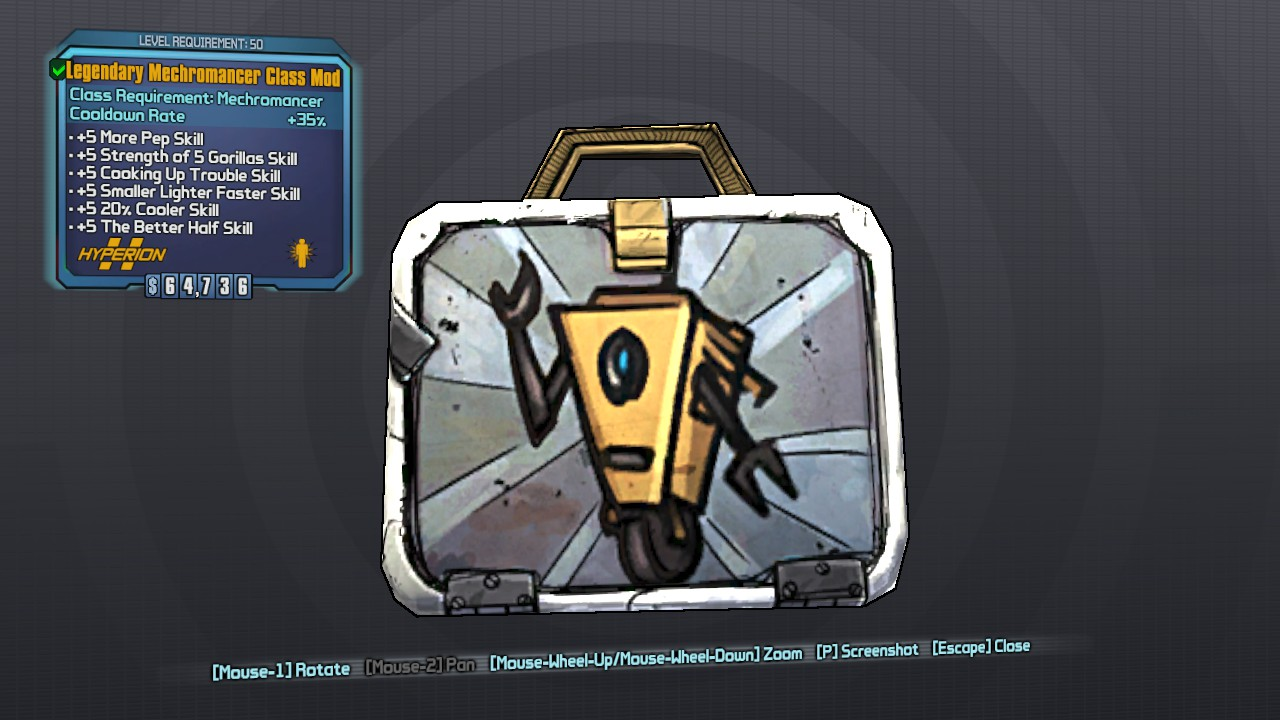 Loot Cat Borderlands