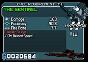 34 the sentinel*