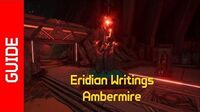 Ambermire Eridian Writings