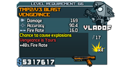 V3 Blast Vengeance66