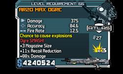 AR20 Max Ogre 375