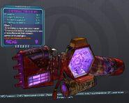 BorderlandsPreSequel огнеупорный щит (27) фиолитовый