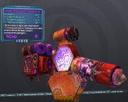 BorderlandsPreSequel слишком правильный стероидный щит (26) фиолетовый