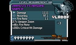 V3 Fearsome Sniper 1111