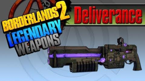 BORDERLANDS 2 *Deliverance* Legendary Weapons Guide
