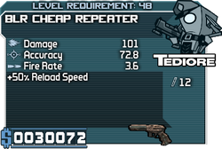 Blr cheap repeater