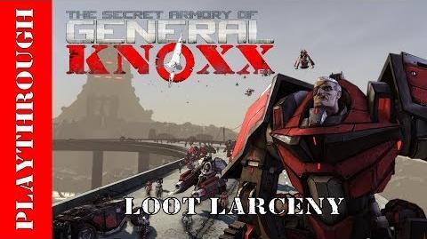 Loot Larceny
