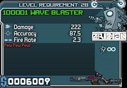 100001 WaveBlaster FZN