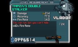 V3 Double Stalker OBYC