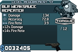 Blr weaksauce repeater