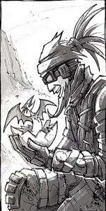 Mordecai-Talon