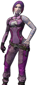 СкМ - Розовая Пандора