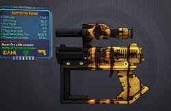Lvl50 Neutralizing Hornet