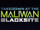 Élimination au site secret de Maliwan
