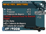 Torgue Bastard