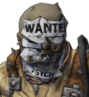 BL2-Krieg-Head-I WANNA BE WANTED