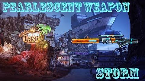Borderlands 2 перламутровые пушки - Storm(Шторм)