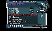 Fry Ajax's Spear00004