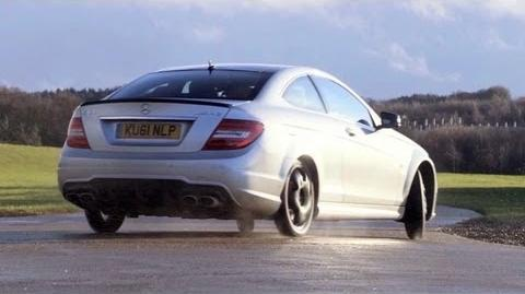The Mercedes C63 AMG Experiment - CHRIS HARRIS ON CARS