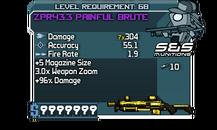 ZPR43.3 Painful Brute