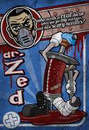 Dr Zed Borderlands by MarkuzR