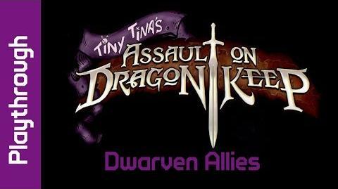 Dwarven Allies