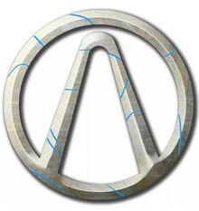 Символ хранилища, оформленный под эридианские руины