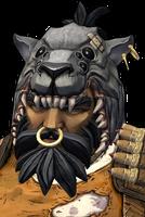 Salvador - DLC4 Head