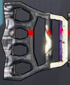 Shield bandit body