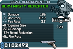 Blr4 nasty repeater