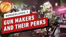 Borderlands 3 Особенности производителей вооружения
