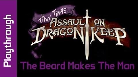 The Beard Makes The Man