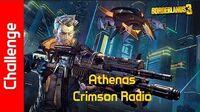 Athenas Challenge Crimson Radio