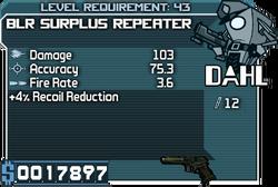 Blr surplus repeater
