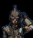 Мордекай-Road Warrior