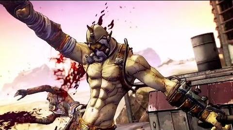Borderlands 2 - Game of the Year Celebration Trailer
