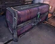 Fry pirate weapon chest